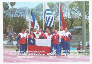 Noticias: 8 Años Cumplió el Club Atlético Masters de Talca