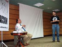 Noticias: Iquiqueños conocieron màs sobre los Blogs