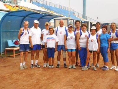 Noticias: Campeonato Zonal Norte de Atletismo Masters Iquique 2006