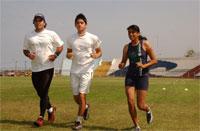 Noticias Atletismo:  Listo Calendario para Atletas año 2006