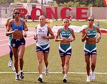 Arranca Iberoamericano de Atletismo en Ponce Puerto Rico