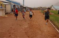 Esperan Pista para el Iberoamericano de Atletismo