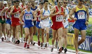 Segundo Campeonato de Marcha Atlética en Ruta Iquique 2006