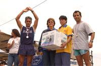 Santibañez Gano Corrida de la Universidad Arturo Prat