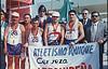 Hacen diez años que este equipo de iquiqueños participó en la Maratón Internacional de Santiago