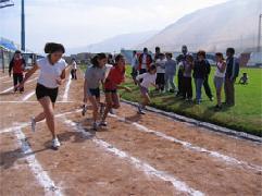 Noticias:Definen a los mejores atletas para el Regional de los Juegos Escolares