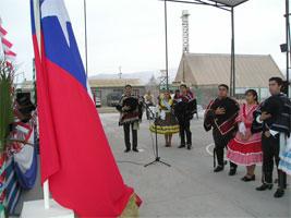 HOSPICIO ELIGIO REPRESENTANTES A REGIONAL DE CUECA