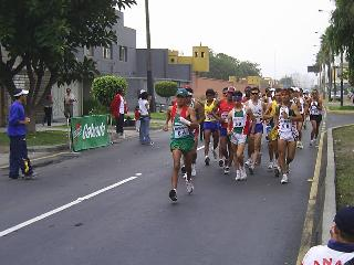COPA PANAMERICANA DE MARCHA ATLETICA