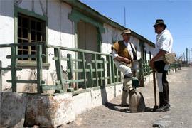 Noticias: A 45 Km. de Iquique Santa Laura y Humberstone Patrimonio de la Humanidad