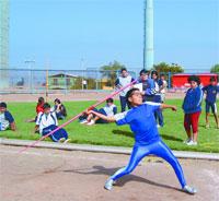 Noticias: Diez Juveniles en el Atletismo